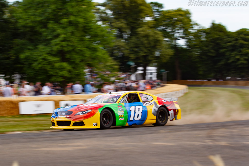 Toyota Camry  - Entrant: Will Spencer - Driver: Anthony Reid - 2019 Goodwood Festival of Speed