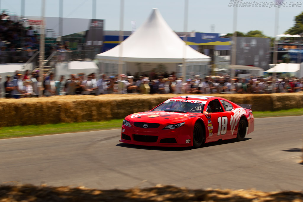 Toyota Camry   - 2019 Goodwood Festival of Speed