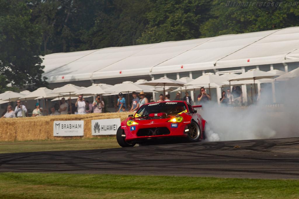 Toyota GT4586 Ferrari  - Entrant / Driver Ryan Tuerck - 2019 Goodwood Festival of Speed