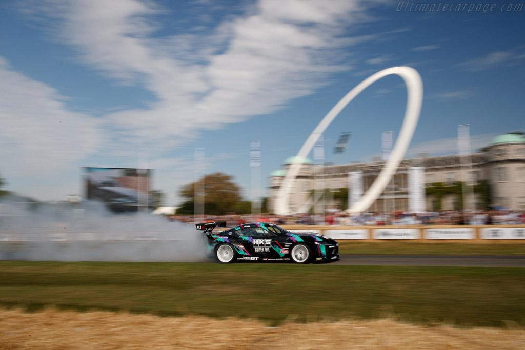 Toyota Supra  - Entrant: Toyota Motor Europe - Driver: Nobuteru Taniguchi - 2019 Goodwood Festival of Speed
