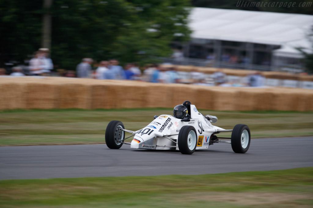 Van Diemen RF88 - Chassis: 1273 - Entrant / Driver Richard Wilson - 2019 Goodwood Festival of Speed