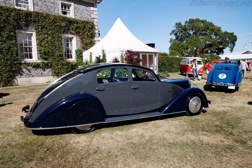 Voisin C25 Aerodyne - Chassis: 50010 - Entrant: Peter Mullin - 2019 Goodwood Festival of Speed
