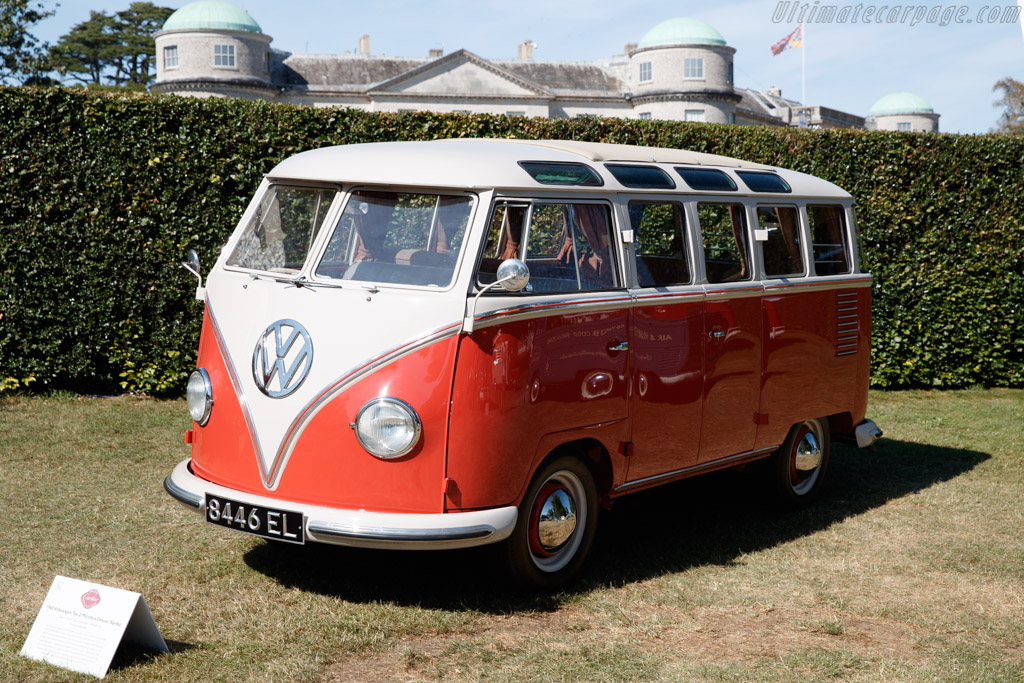 Volkswagen Type 2 Microbus Samba  - Entrant: Jim Lynch - 2019 Goodwood Festival of Speed