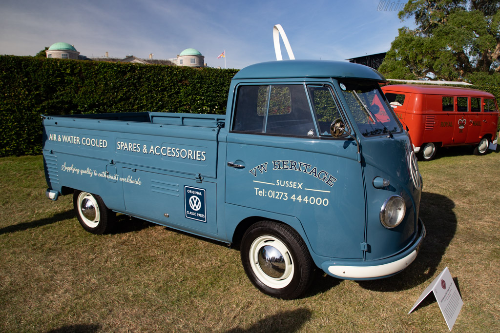 Volkswagen Type 2 Single Cab Type 261  - Entrant: Barney Dines - 2019 Goodwood Festival of Speed