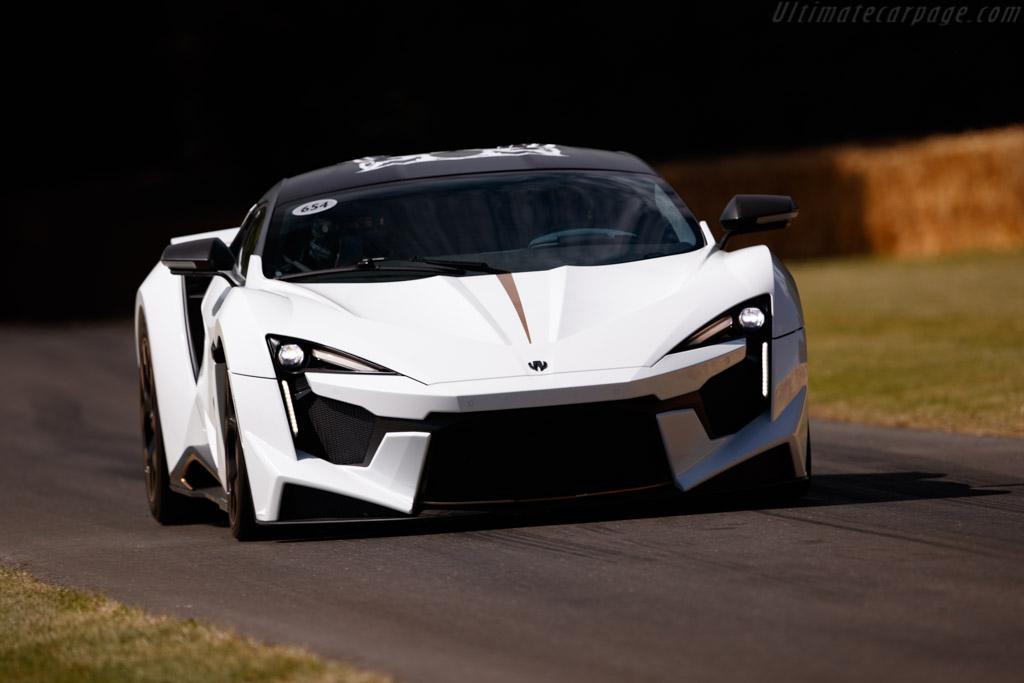 W Motors Fenyr  - Entrant: W Motors - 2019 Goodwood Festival of Speed