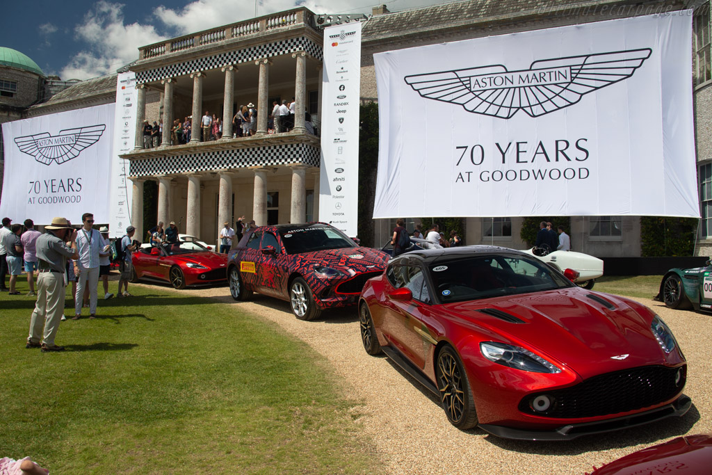 Welcome to Goodwood   - 2019 Goodwood Festival of Speed