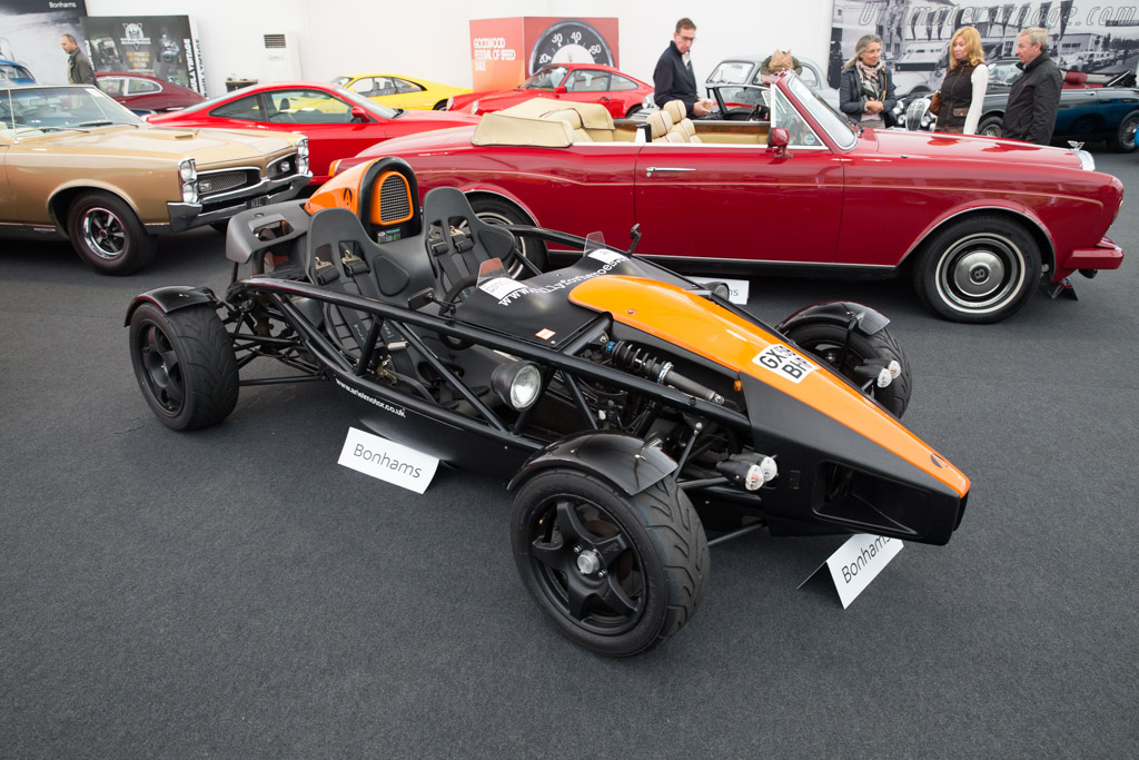 Ariel Atom 3 - Chassis: AA09H2022HNRAM636   - 2017 Goodwood Festival of Speed