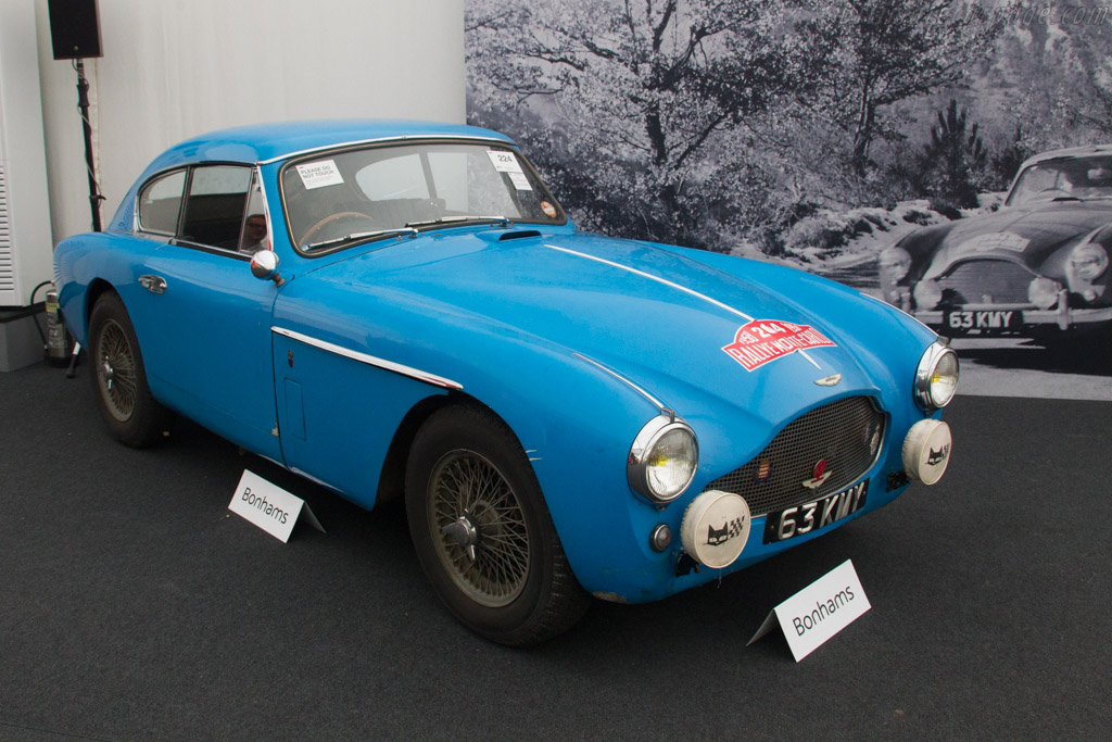 Aston Martin DB2/4 MkII Coupe - Chassis: AM300/3A/1300   - 2017 Goodwood Festival of Speed