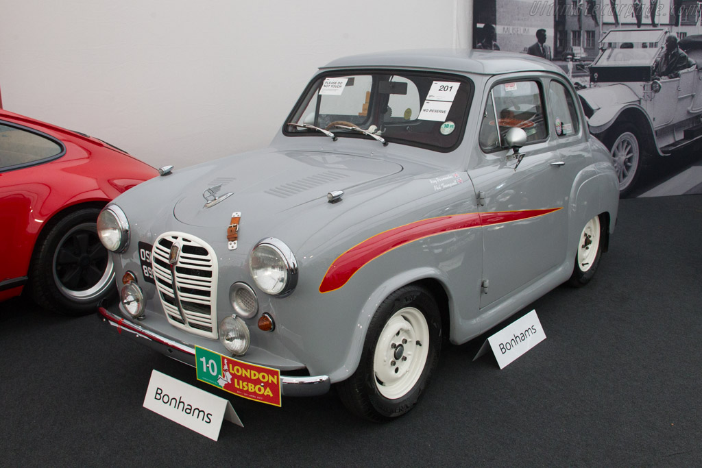 Austin A30 - Chassis: A2S4132280   - 2017 Goodwood Festival of Speed