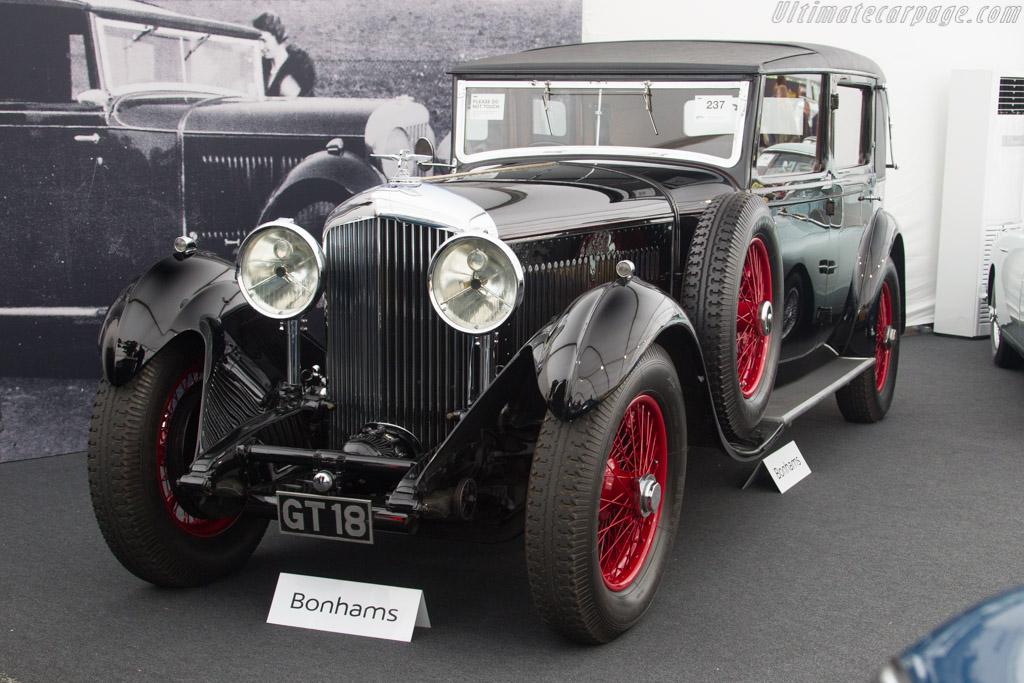 Bentley 8-Litre Sedanca de Ville - Chassis: YM5034   - 2017 Goodwood Festival of Speed
