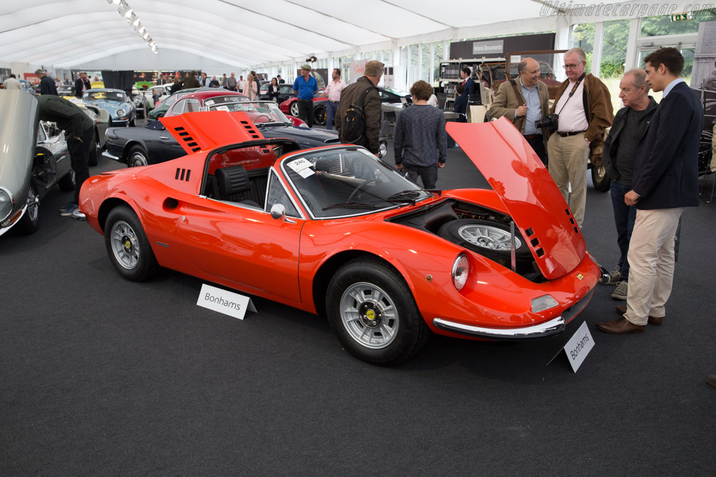 Ferrari 246 Dino GT - Chassis: 07026   - 2017 Goodwood Festival of Speed