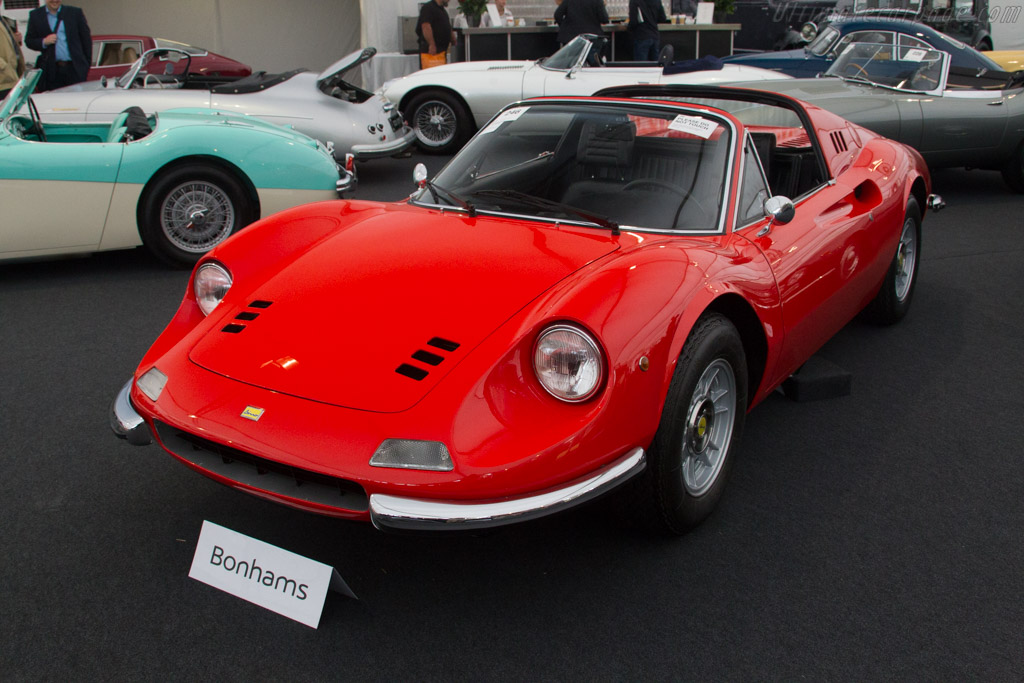 Ferrari 246 Dino GT - Chassis: 07026   - 2017 Goodwood Festival of Speed