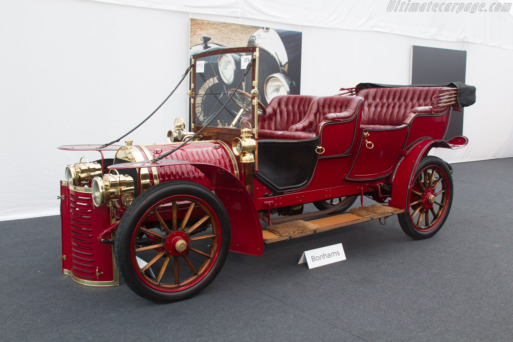 Hotchkiss 16/20HP Type T Roi des Belges - Chassis: 1219   - 2017 Goodwood Festival of Speed