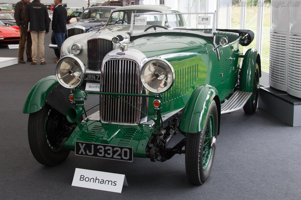 Lagonda 2-Litre Type CB T4 Continental Tourer - Chassis: OH 10117   - 2017 Goodwood Festival of Speed