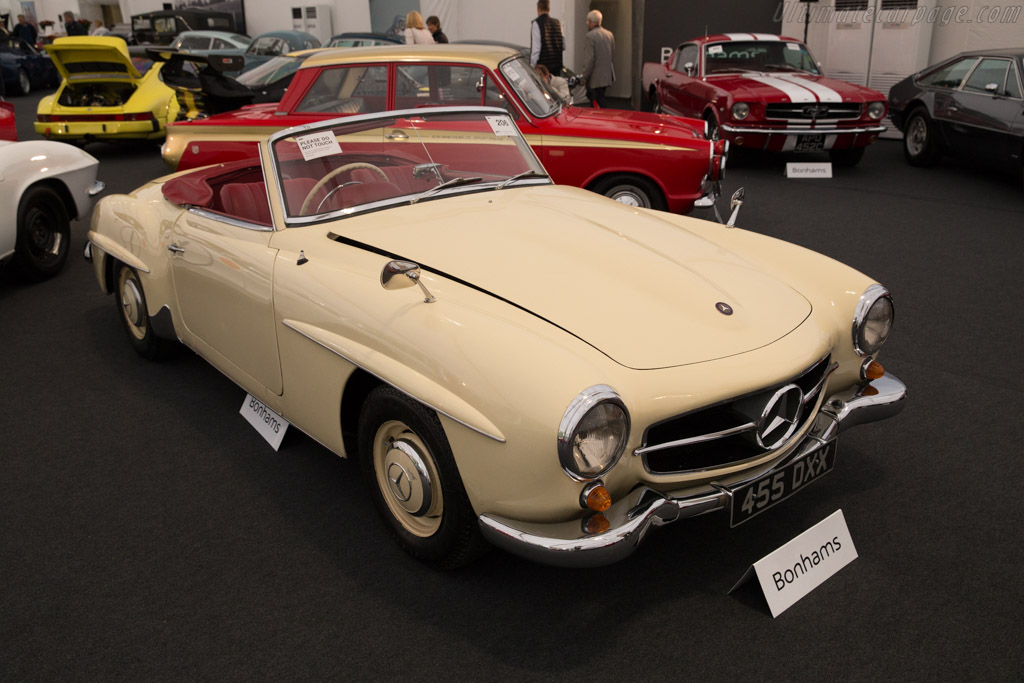 Mercedes-Benz 190 SL - Chassis: 121.042.20.023634   - 2017 Goodwood Festival of Speed
