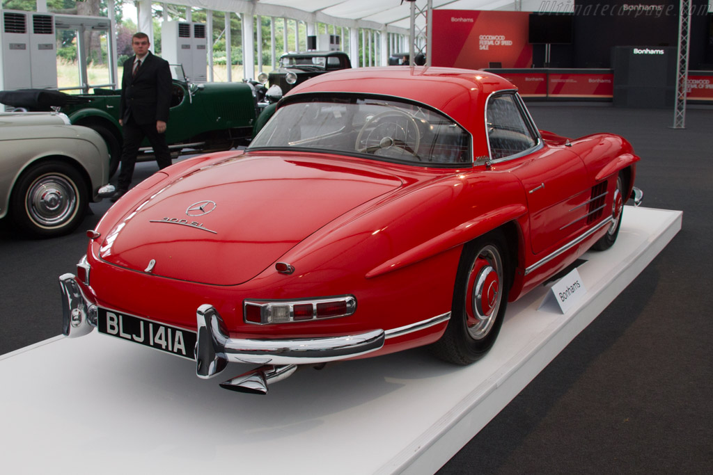 Mercedes-Benz 300 SL Roadster - Chassis: 198.042.10.003042   - 2017 Goodwood Festival of Speed