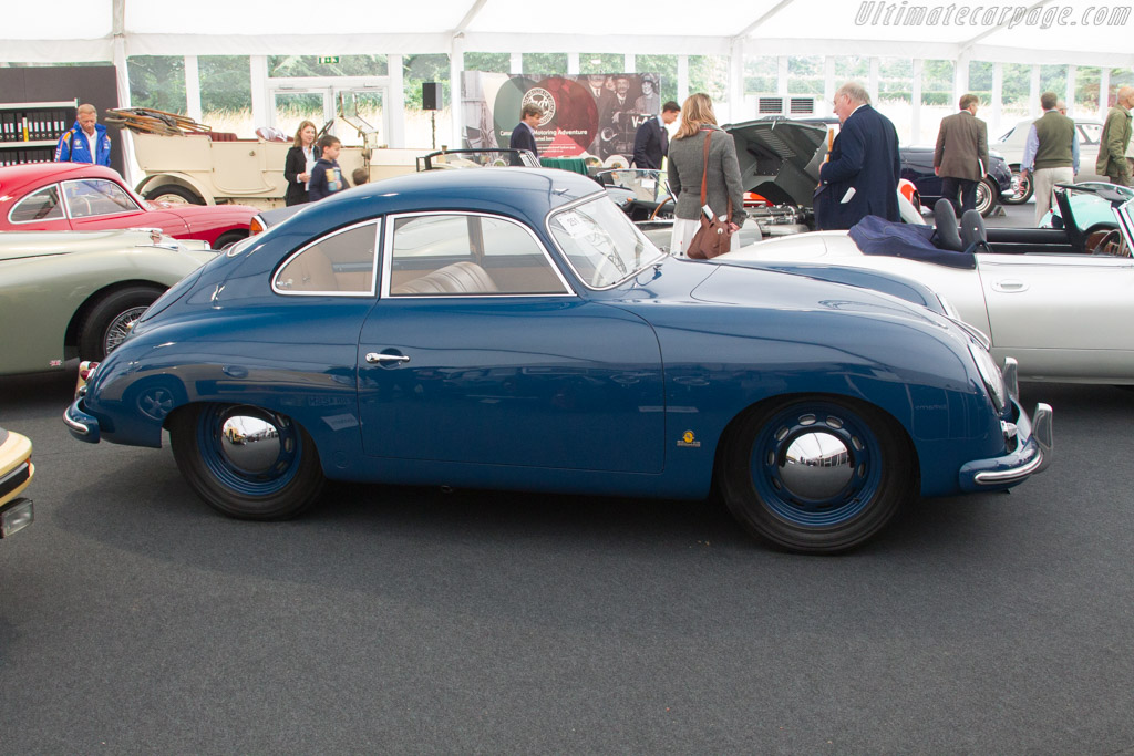 Porsche 356 Coupe - Chassis: 11976   - 2017 Goodwood Festival of Speed