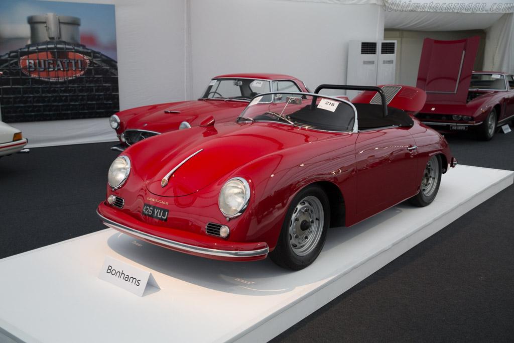 Porsche 356A Speedster - Chassis: 83727   - 2017 Goodwood Festival of Speed
