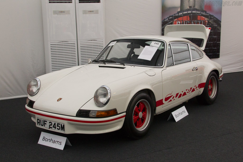 Porsche 911 Carrera RS 2.7 - Chassis: 911 360 1496   - 2017 Goodwood Festival of Speed
