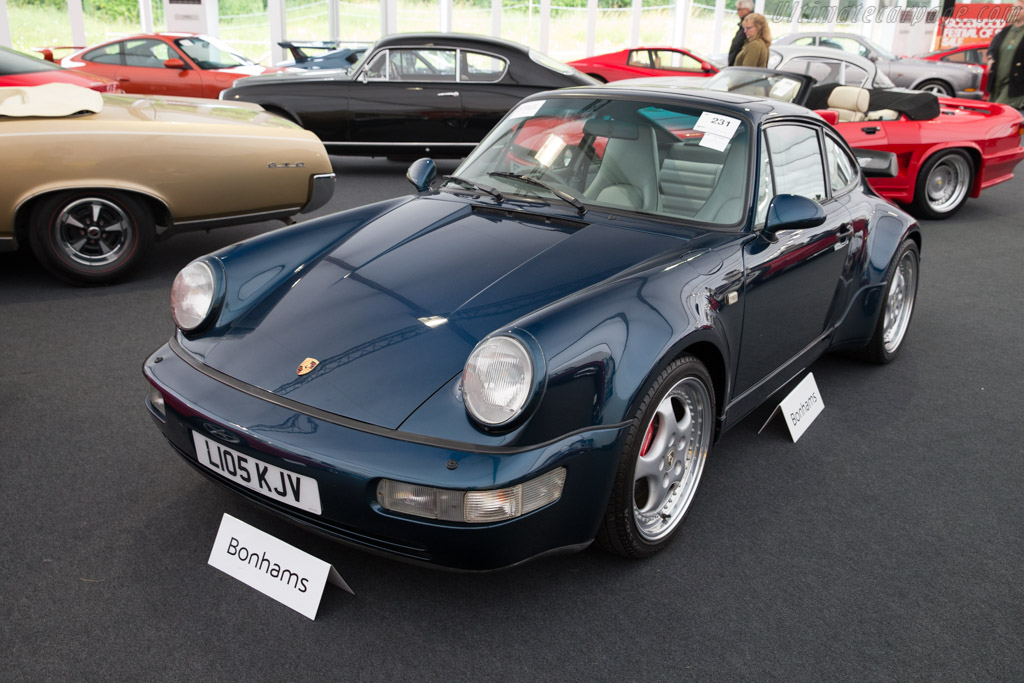 Porsche 911 Turbo 3.6 - Chassis: WP0ZZZ96ZPS470551   - 2017 Goodwood Festival of Speed