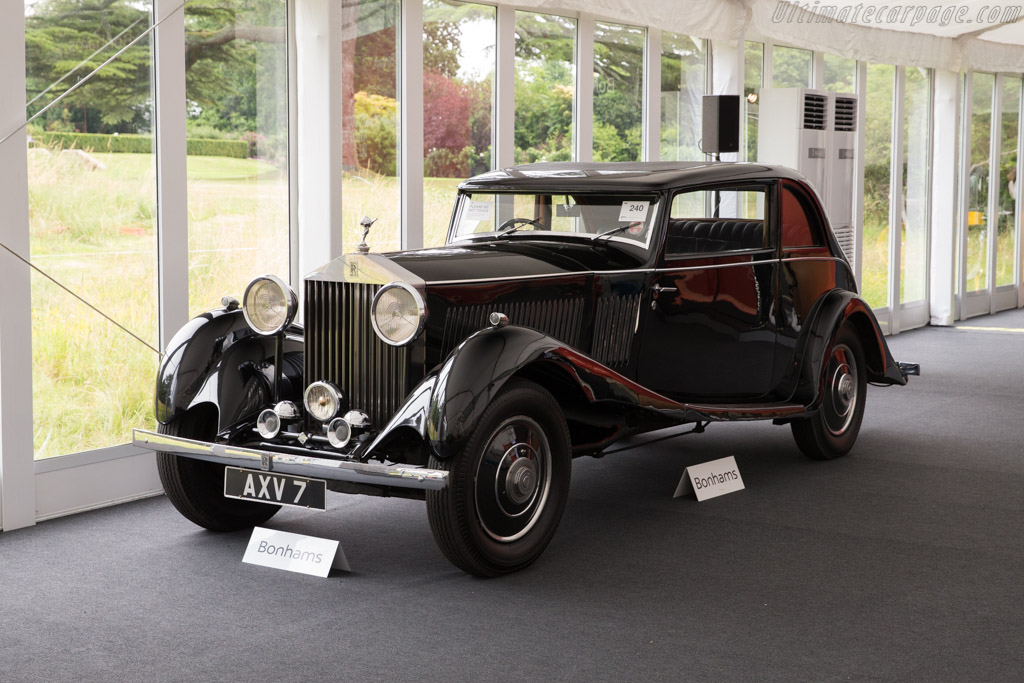 Rolls-Royce 20/25HP Park Ward Coupe - Chassis: GHA29   - 2017 Goodwood Festival of Speed