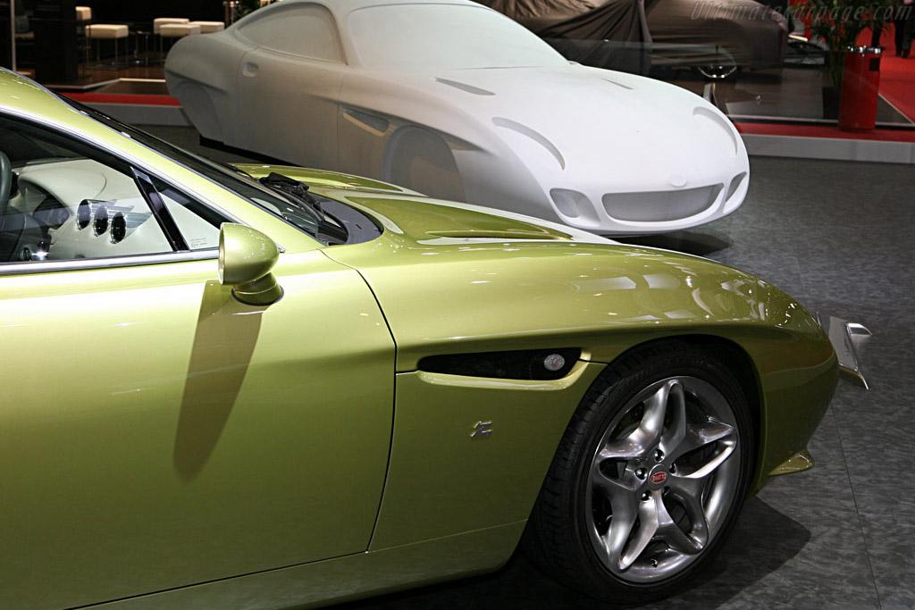 Adatto Ottovu Zagato Coupe    - 2007 Geneva International Motor Show