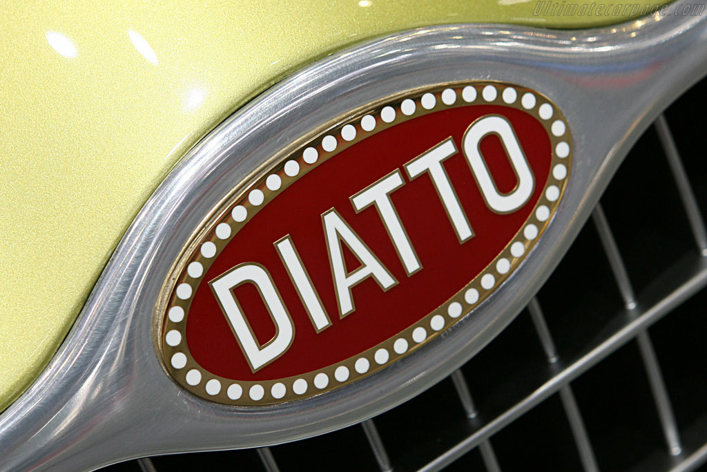 Adatto Ottovu Zagato Coupe    - 2007 Geneva International Motor Show