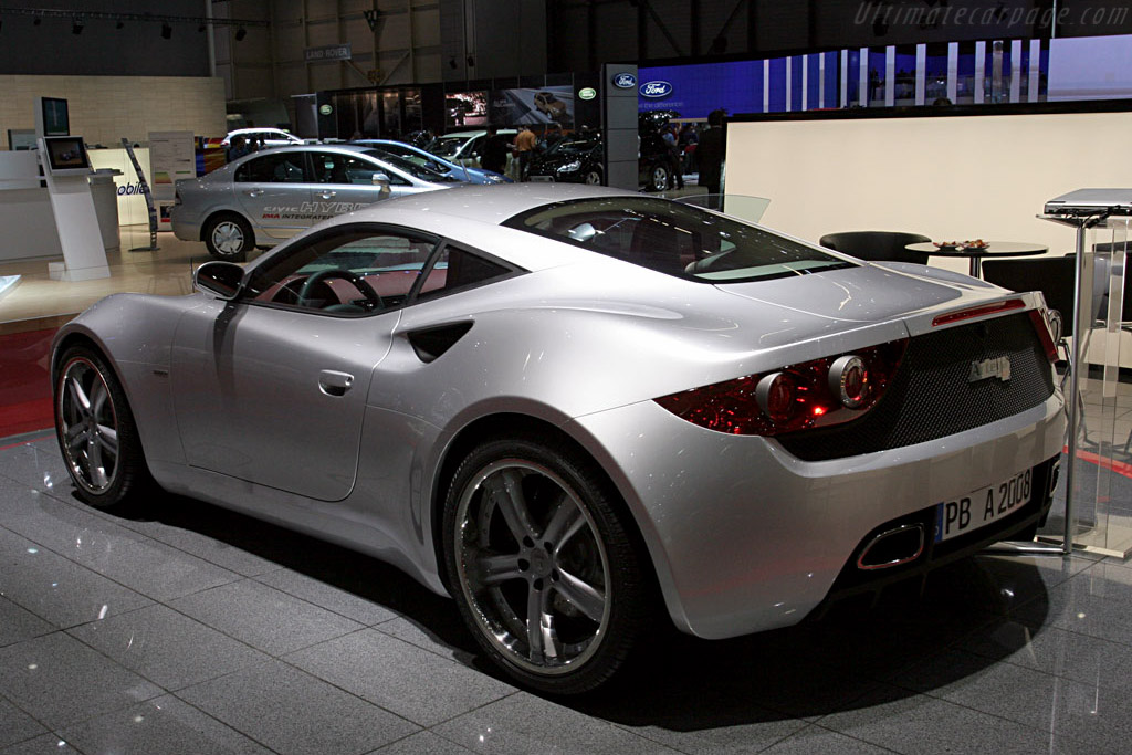 Artega GT    - 2007 Geneva International Motor Show