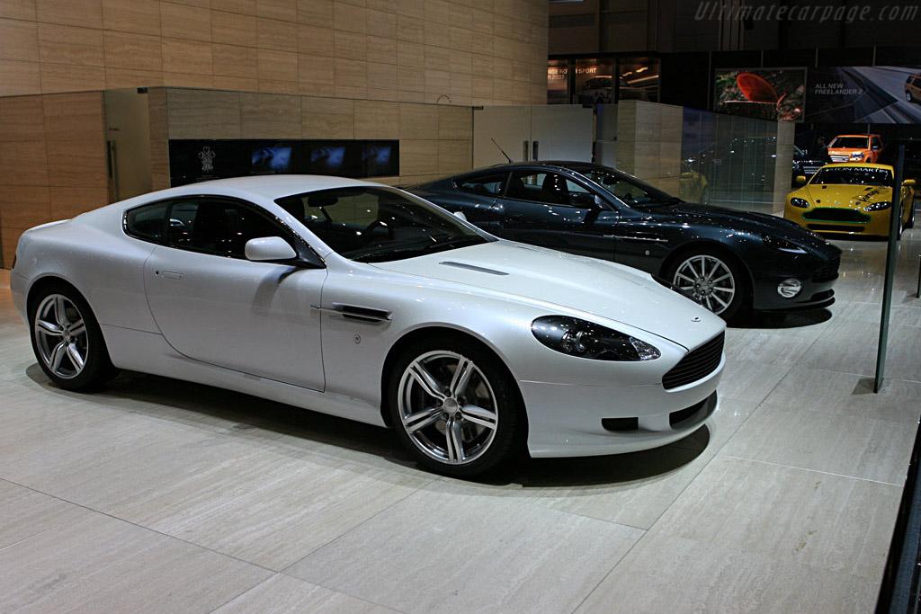 Aston Martin DB9    - 2007 Geneva International Motor Show