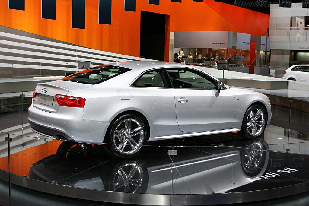 Audi S5    - 2007 Geneva International Motor Show