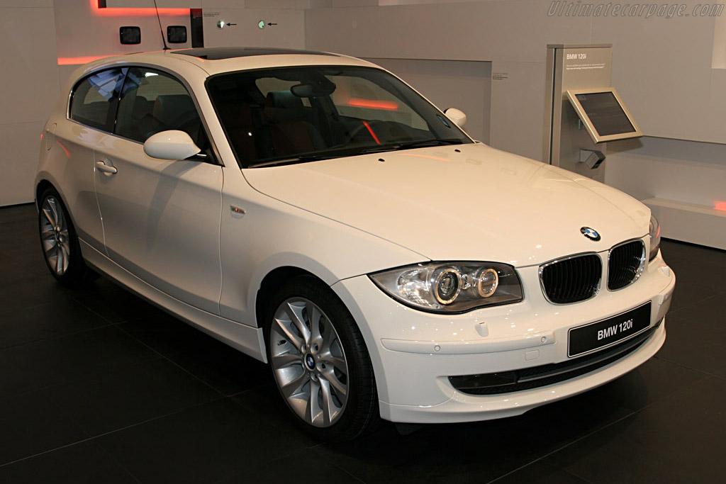 BMW 120 D    - 2007 Geneva International Motor Show