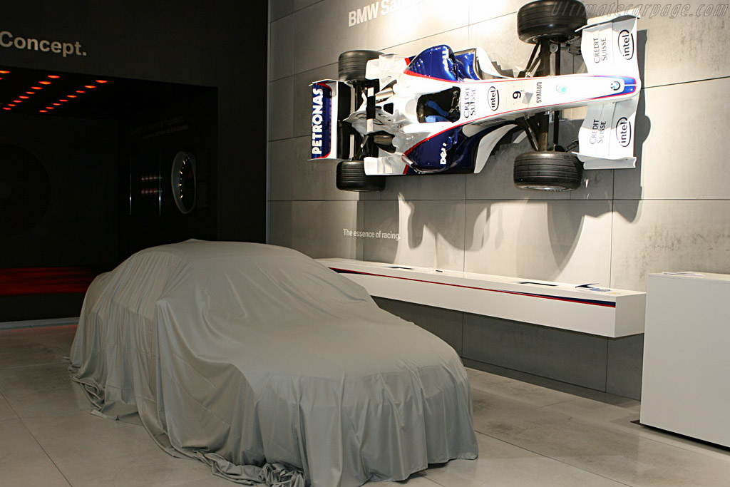 BMW F1    - 2007 Geneva International Motor Show