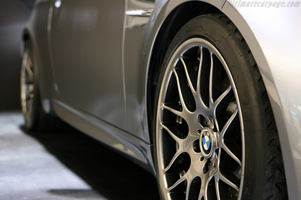 BMW M3 Concept    - 2007 Geneva International Motor Show