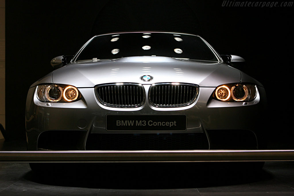BMW M3 Concept    - 2007 Geneva International Motor Show