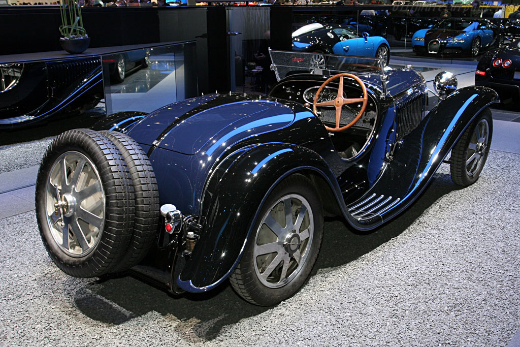 Bugatti Type 55    - 2007 Geneva International Motor Show