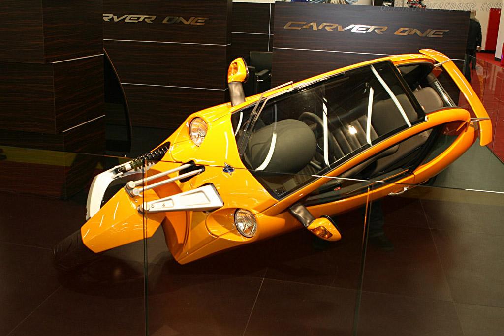 Carver One    - 2007 Geneva International Motor Show