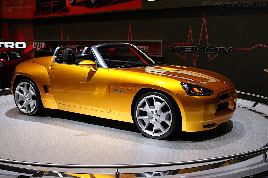 Dodge Demon Concept    - 2007 Geneva International Motor Show