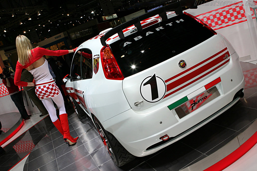 Fiat Abarth Punto S2000    - 2007 Geneva International Motor Show