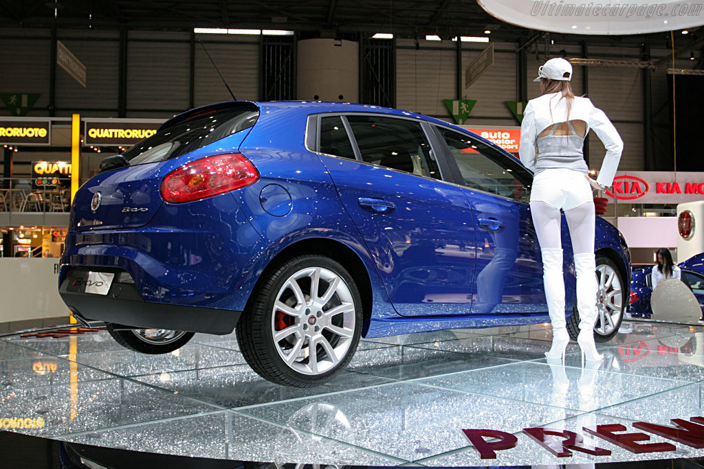 Fiat Bravo    - 2007 Geneva International Motor Show