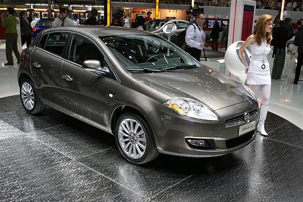 Fiat Bravo    - 2007 Geneva International Motor Show