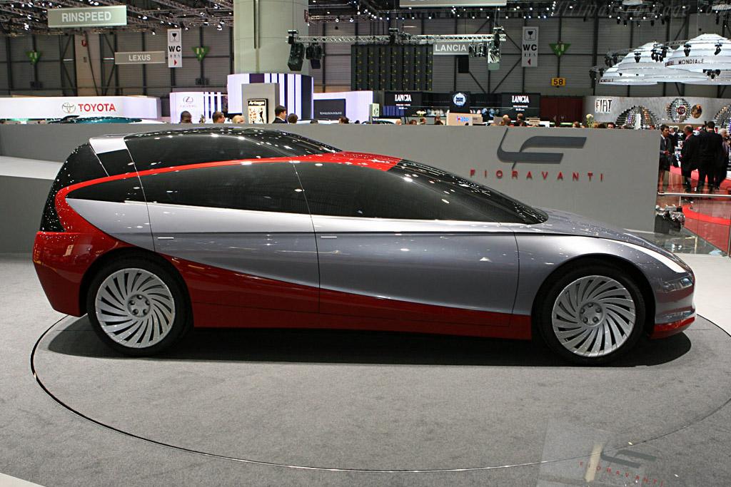Fioravanti Thalia Concept    - 2007 Geneva International Motor Show
