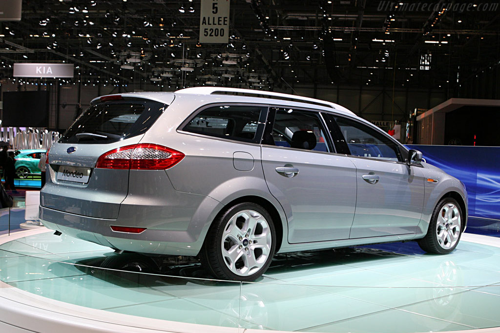 Ford Mondeo    - 2007 Geneva International Motor Show