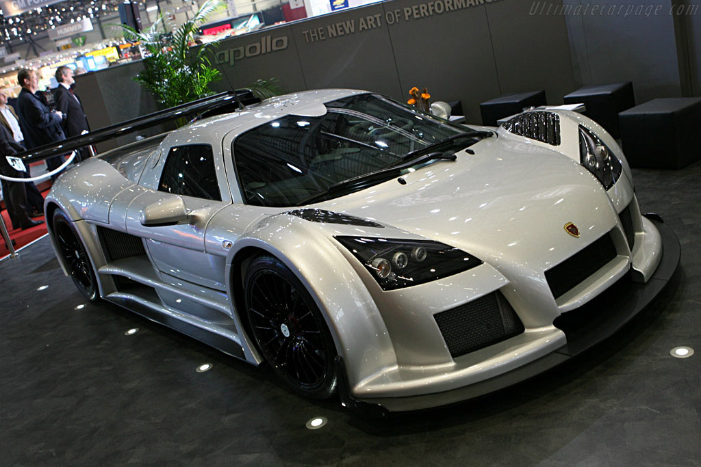 Gumpert Apollo Sport    - 2007 Geneva International Motor Show