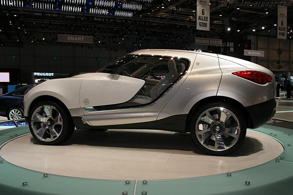 Hyundai QarmaQ Concept    - 2007 Geneva International Motor Show