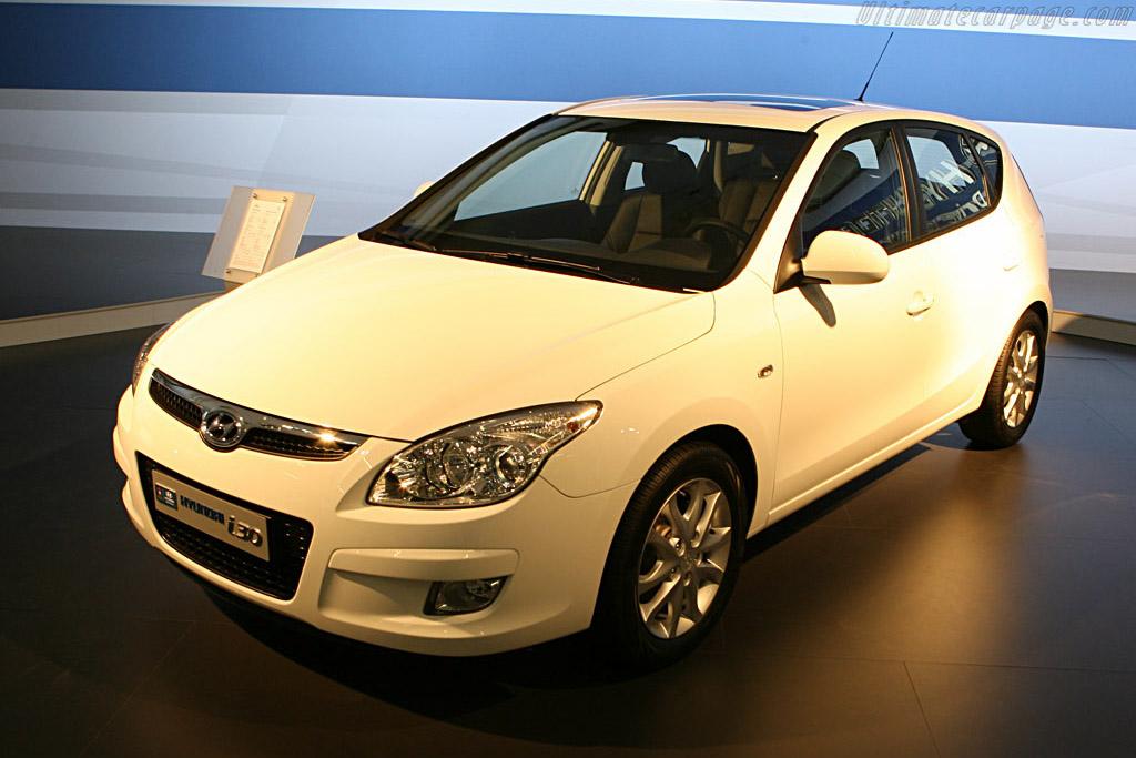 Hyundai i30    - 2007 Geneva International Motor Show