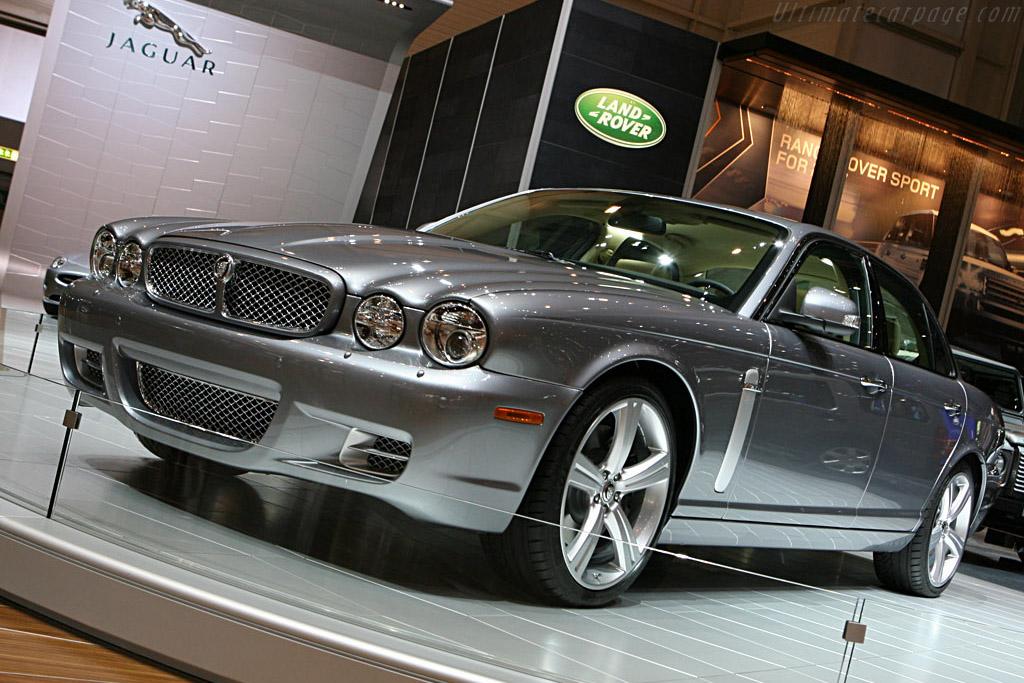 Jaguar XJR    - 2007 Geneva International Motor Show