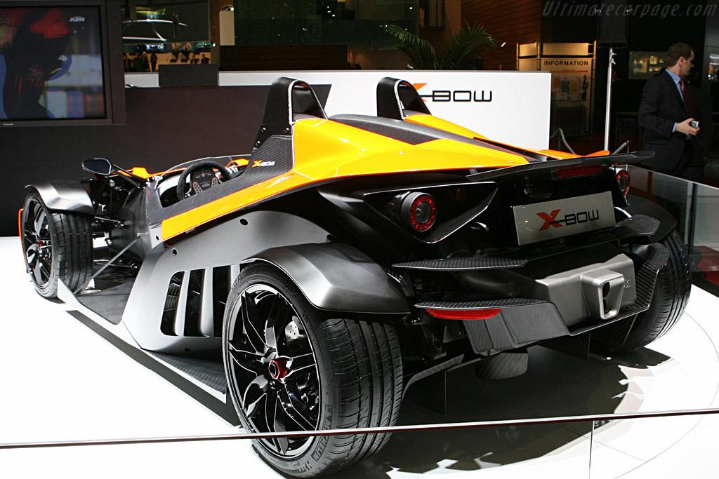 KTM X-Bow    - 2007 Geneva International Motor Show