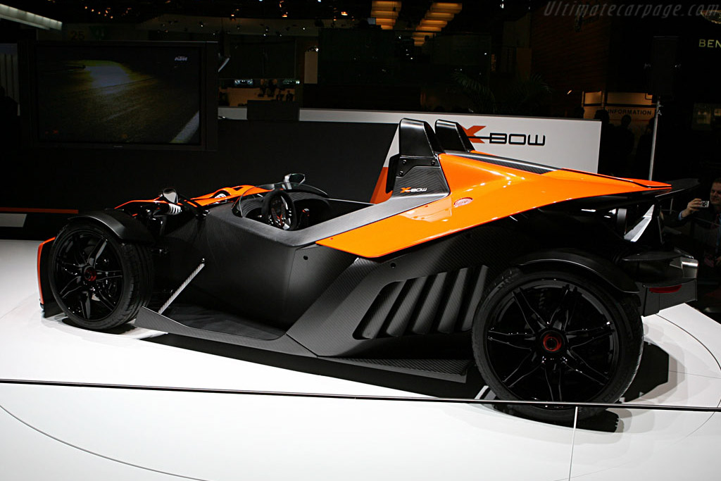KTM X-Bow    - 2007 Geneva International Motor Show