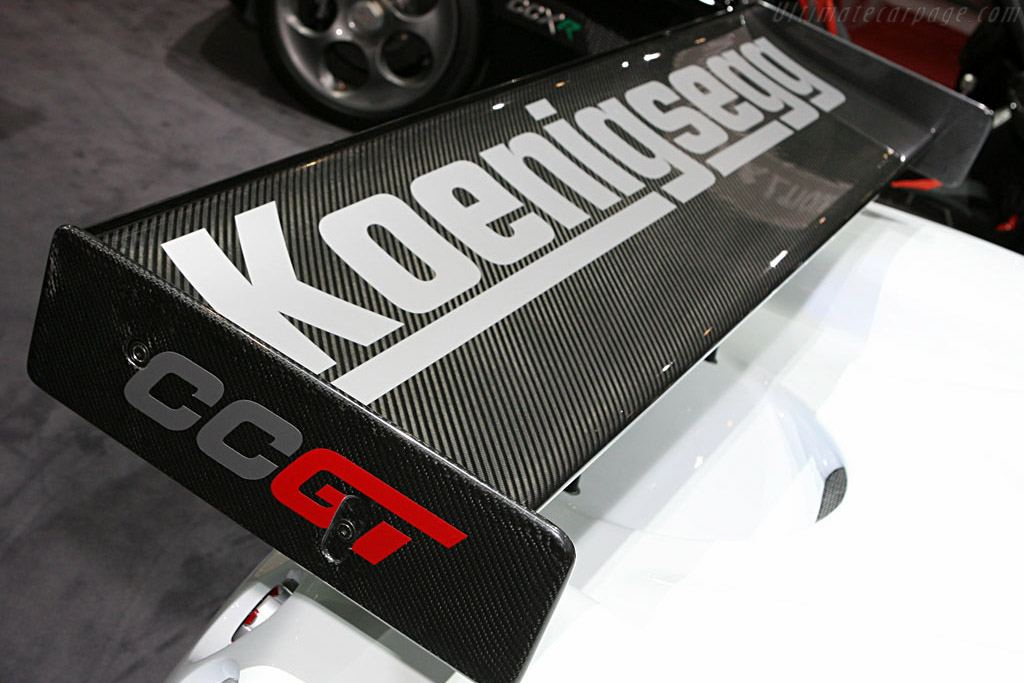 Koenigsegg CCGT - Chassis: 7012   - 2007 Geneva International Motor Show