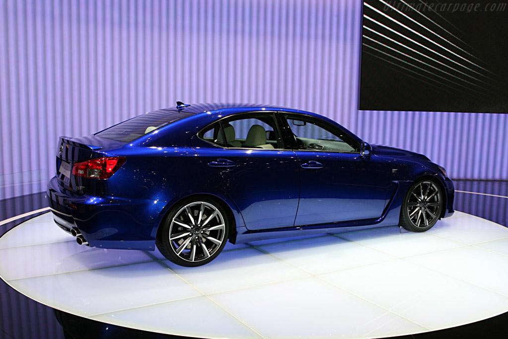 Lexus IS-F    - 2007 Geneva International Motor Show